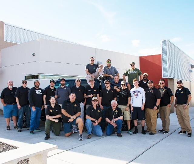 Calibers Team Members