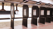 Inddoor Shooting Range